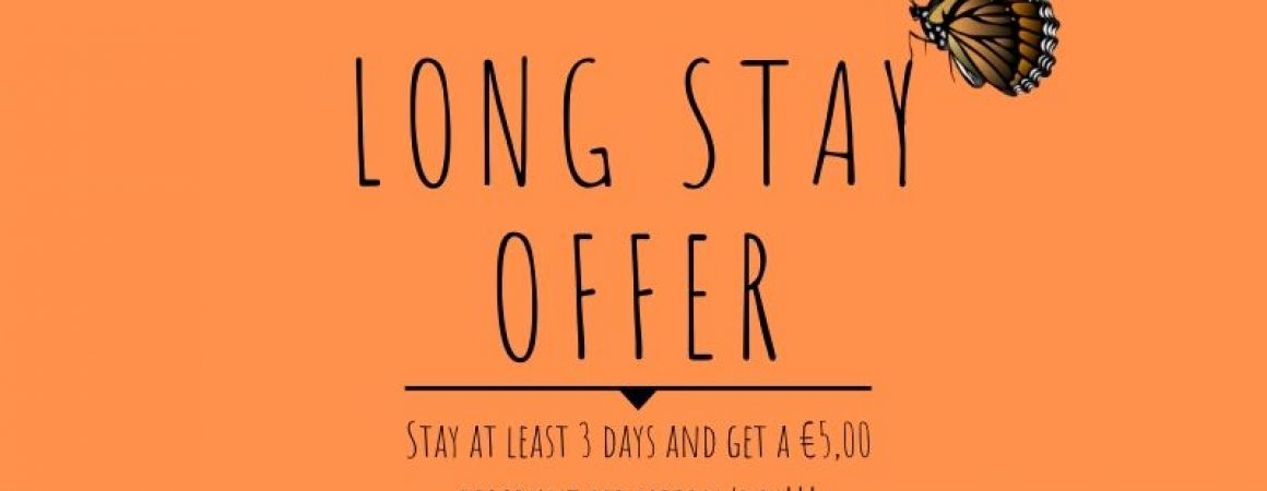 Longstay Offer